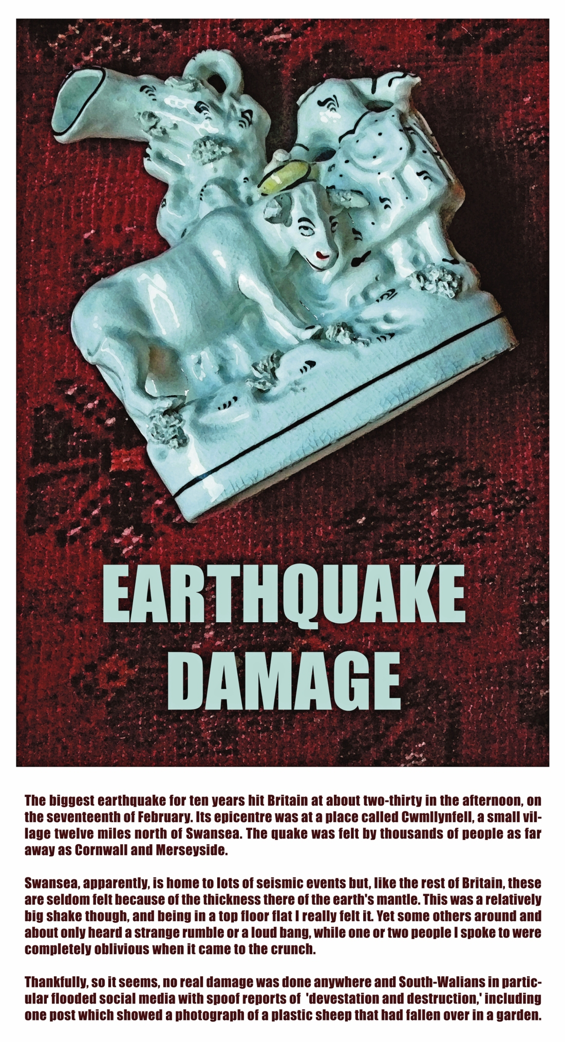 EARTHQUAKE DAMAGE - PODCAST PAGE 3
