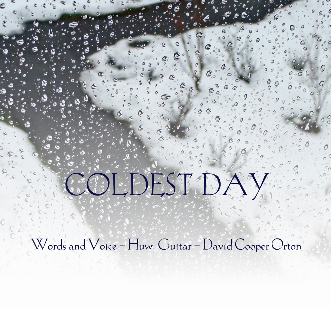 COLDEST DAY - Podcast Title Page