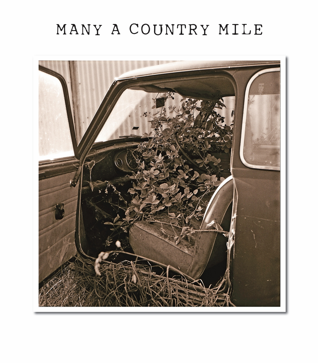 MANY A COUNTRY MILE - TITLE PAGE