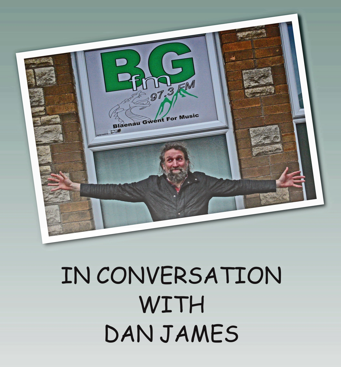 IN CONVERSATION WITH DAN JAMES - PODACST PAGE