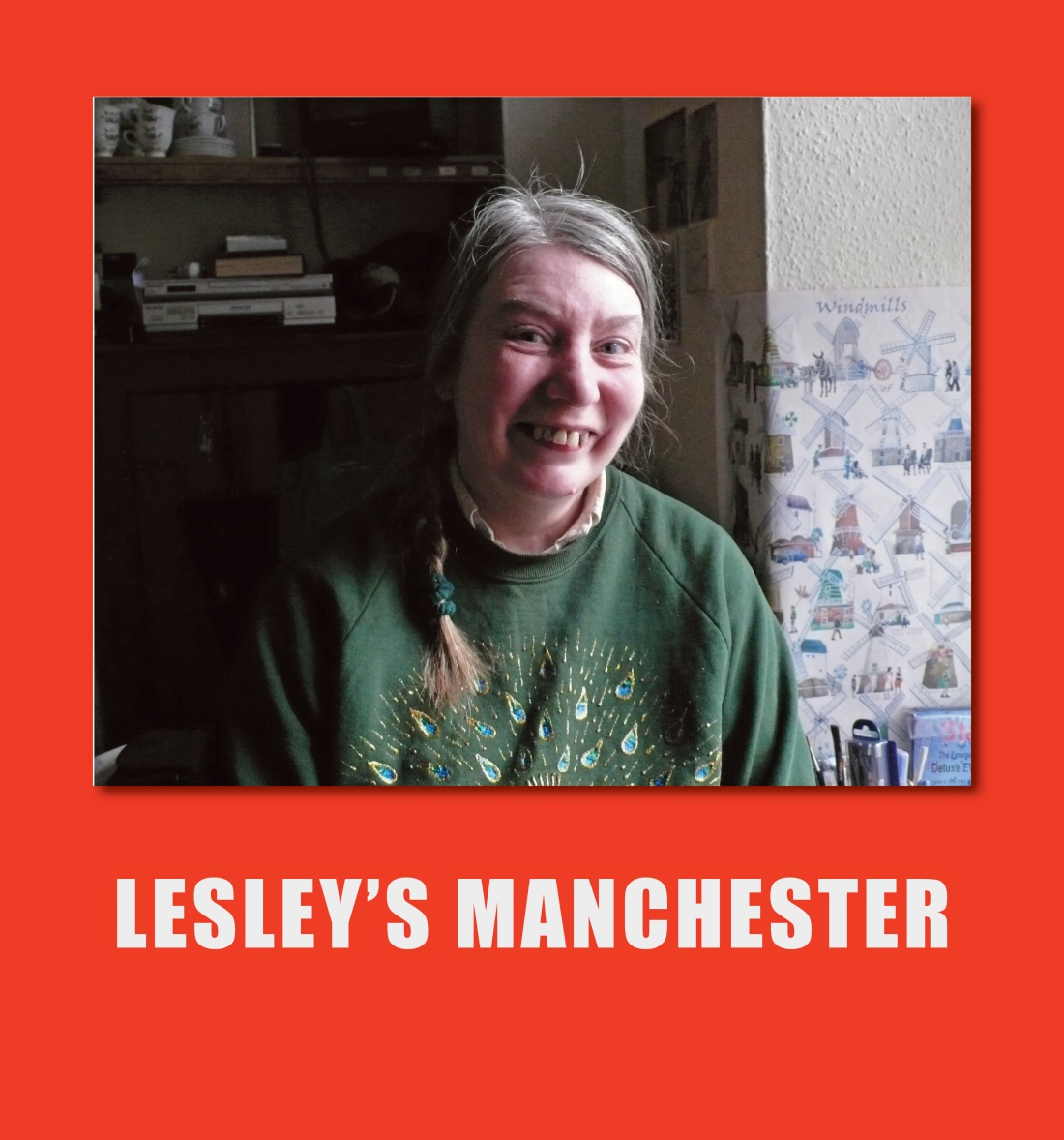 Lesley's Manchester - Title Page